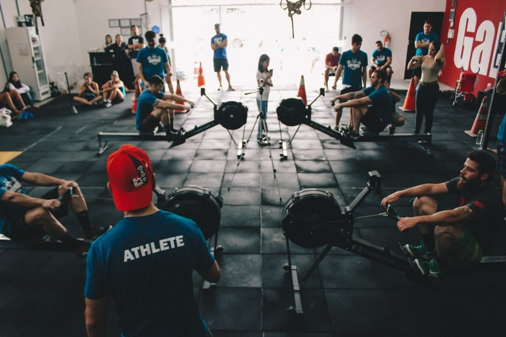 Romaskine træningsprogram