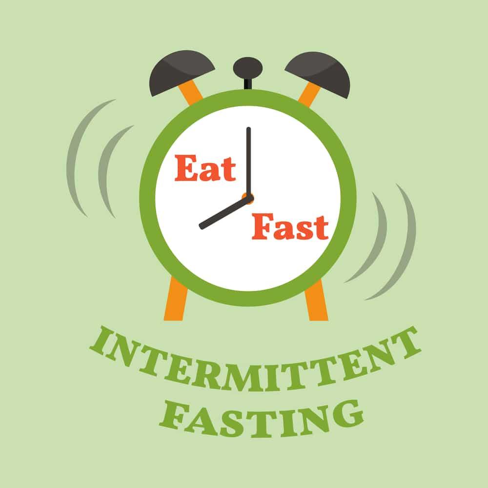 Intermittent fasting kuren