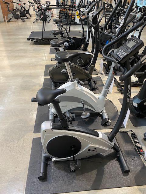Master TP200 motionscykel hos Abilica