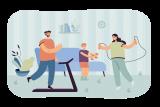 Vælg det rigtige træningsudstyr til din lejlighed