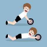 Bedste ab wheel – stor test af 10+ mavehjul (+øvelser)